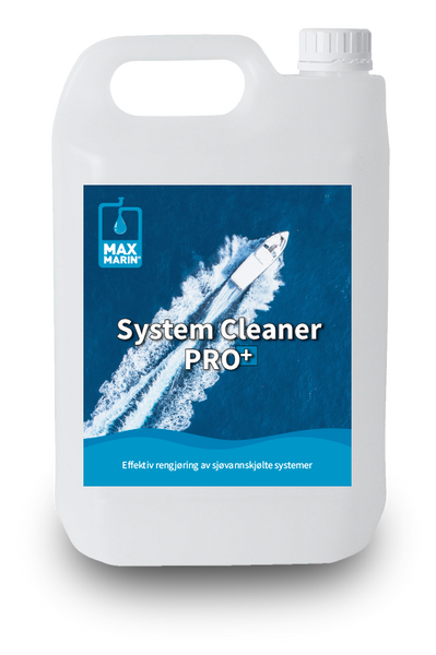 maxmarin system cleaner pro + 25L